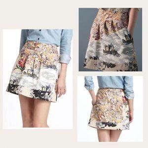🌸Leifnotes Flora Fortress Skirt